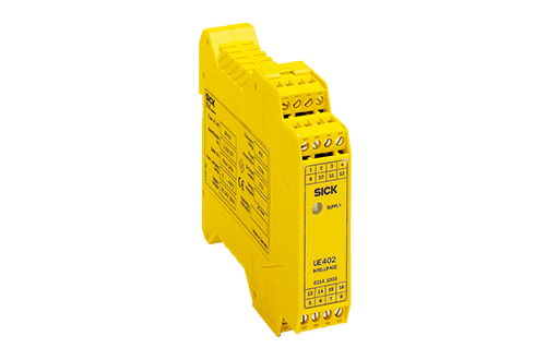 Safety relays UE402