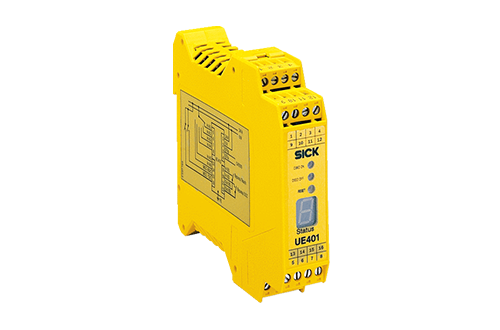 Safety relays UE401